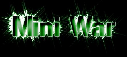 Mini War – PDF dopobrania